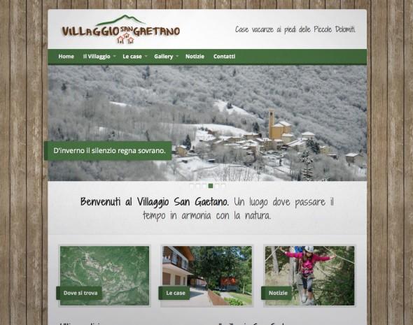 Home Villaggio San Gaetano- Bosco di Tretto - Schio - Gruppi parrocchiali e Scout.